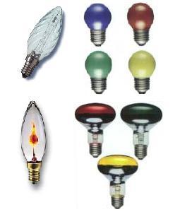 Декоративные лампы Sylvania