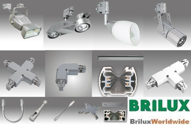 Шинные осветительные системы Brilux