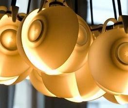 Эксклюзивные светильники от Laura Pregger