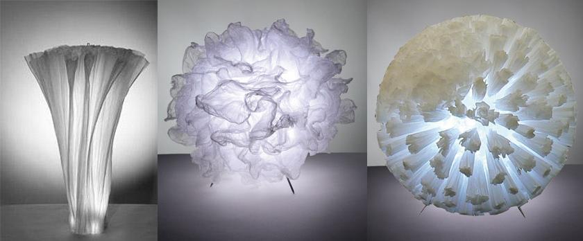 Уникальные светильники от LES FOURMIS  BLEUES
