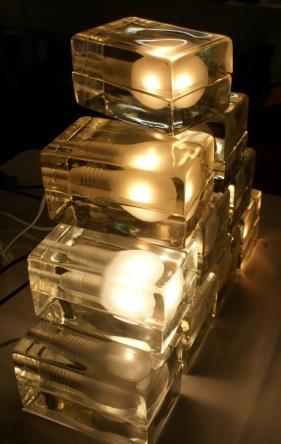 Светильник Block от дизайнера Harri Koskinen