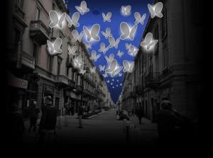 Light Butterflies - уникальные светильники из Италии