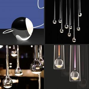 Потолочный светильник от Tobias Grau Falling water