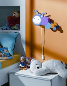Светильники в детскую для малышей