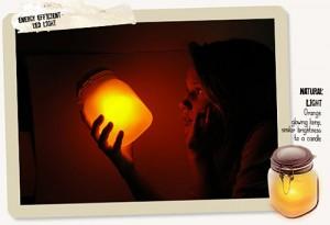 Светящиеся банки Sun Jar и Moon Jar