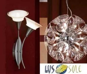 Светильники и люстры Lussole