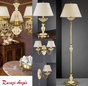 Светильники и люстры Reccagni Angelo