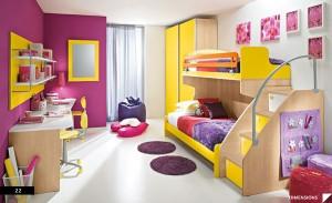 Оформление детский комнаты