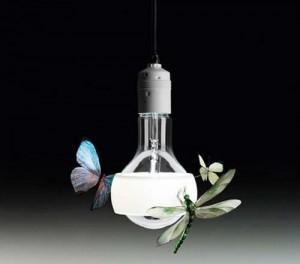 Самый оригинальный светильник в мире