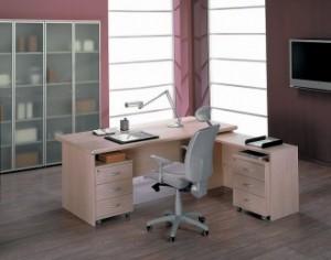 Офисный кабинет руководителя