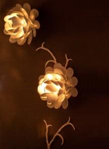 Красивые светильники возле ваших дверей