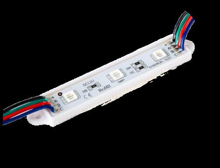 Дополнительное оборудование при установке светодиодных модулей