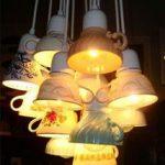 Экстраординарные светильники своими руками